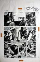 V FOR VENDETTA #5 p.4 Comic Art