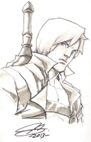Devil May Cry 3 - Dante Comic Art