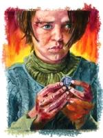 Game of Thrones: Arya Comic Art