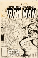 Iron Man #136 - Bob Layton , Comic Art