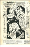 Justice League of America #101 p.1 - Dick Dillin and Joe Giella - JLA, JSA and Seven Soldiers of Victory, Comic Art