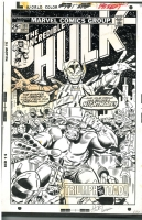 Hulk #191 - Herb Trimpe & Dan Adkins, Comic Art
