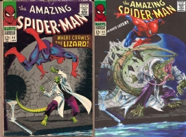 Amazing Spider-Man #44 -  Achilleas Kokkinakis - One Minute Later Comic Art