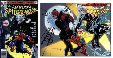 Spider-Man #194 - Hawbaker & Almond with Chris Ivy on colors Comic Art
