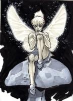 Tinkerbell by Scott Dalrymple Comic Art