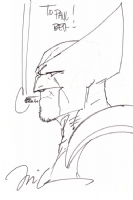 10 - Wolverine [JIM LEE] Comic Art