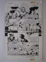 EPTING, STEVE: Superman #143, pg.18 Comic Art