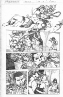 Red Sonja 77, p�gina 9, Comic Art