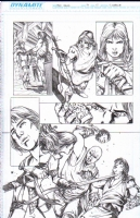 Red Sonja 77, p�gina 12, Comic Art