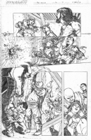 Red Sonja 77, p�gina 10, Comic Art