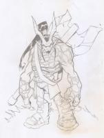 coloso  karvash, Comic Art