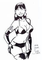 Ihana by Jordi Bayarri Comic Art