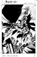 Batman by Bryan Hitch Comic Art