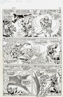 ASM #40 p12 Spidey vs Goblin Comic Art
