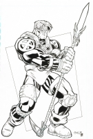 Cable by Ed McGuinness, Comic Art