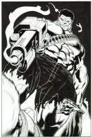Avengers: X-Sanction Issue 2 Page 18 by Ed McGuinness (Red Hulk, Cable), Comic Art
