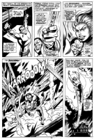 Sub-Mariner 41 page 11 Comic Art